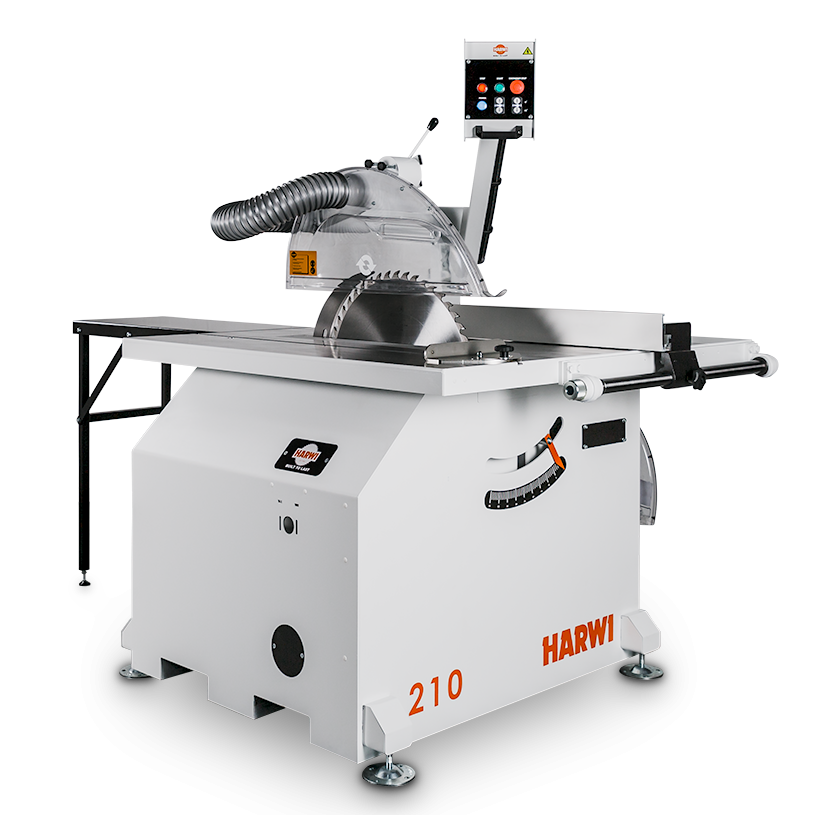 harwi 210-cirkelzaag machine